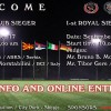 Rottweiller club invites you to: VI-th Macedonian Klub SIeger and I-st Royal Sieger